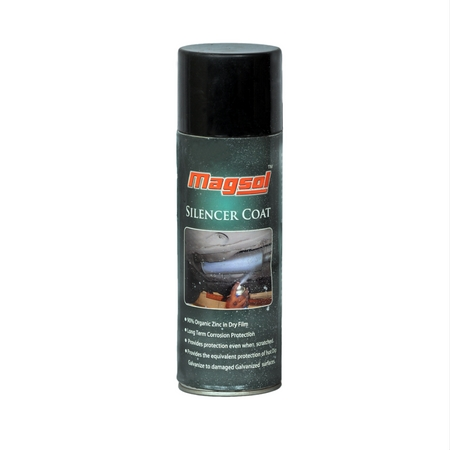 MAGSOL 4W SILENCER COAT
