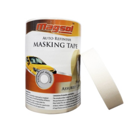 MAGSOL MASKING TAPE (24MM X 30M)