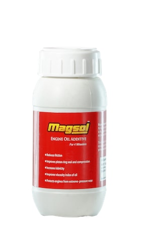 MAGSOL 4W ENGINE OIL SUPPLEMENT